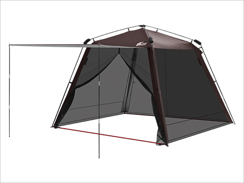 ONE TOUCH SCREEN TENT ワンタッチスクリーンテント