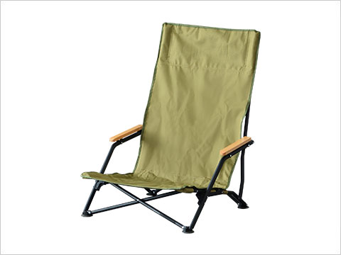 FIELD CHAIR HIGH BACK フィールドチェア ハイバック