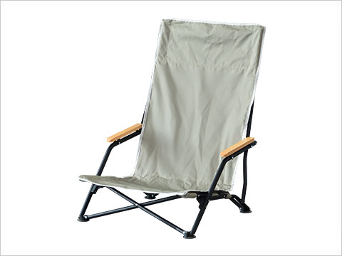 FIELD CHAIR HIGH BACK T/C フィールドチェア ハイバック T/C