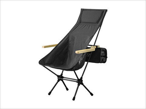 PORTABLE CHAIR HIGH BACK ポータブルチェア ハイバック